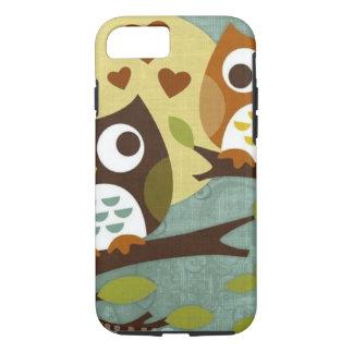 owl love iPhone 7 case