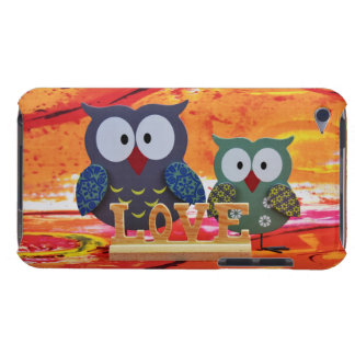Owl love iPod touch Case-Mate case