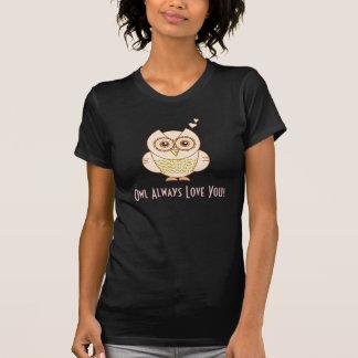 Owl Love Shirt