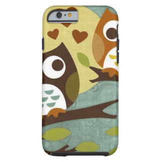 owl love tough iPhone 6 case