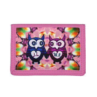 Owl Love~ Trifold Wallet