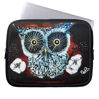Owl Magic - Laptop Bag Computer Sleeve