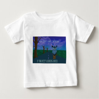 Owl motivational quote baby T-Shirt