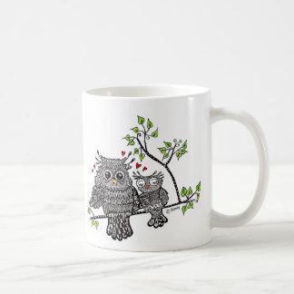 Owl Mug - 3 Owls in One!