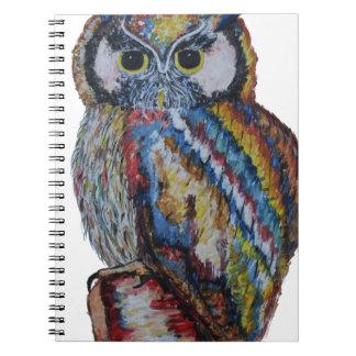 Owl Notebooks