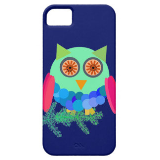 Owl on a branch case for the iPhone 5