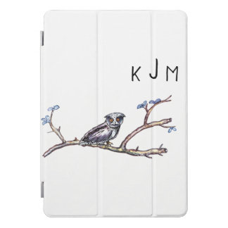 Owl on a Branch iPad Cover