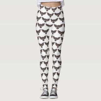 Owl Pattern Leggings
