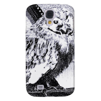 Owl Picture Galaxy S4 Cases