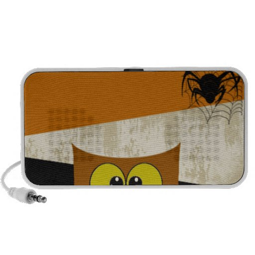 Owl Picture Portable Speakers