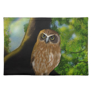 Owl Placemat