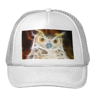 Owl Powerful Look Trucker Hat