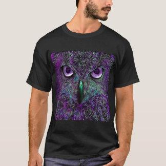 Owl Print Tee