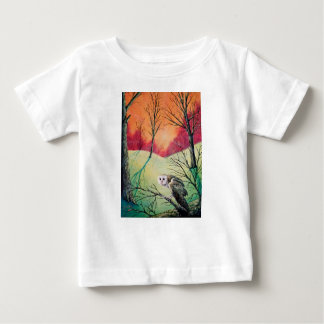 """Owl Products featuring """"Soren: Owl of Ga' Hoole"""" Baby T-Shirt"""