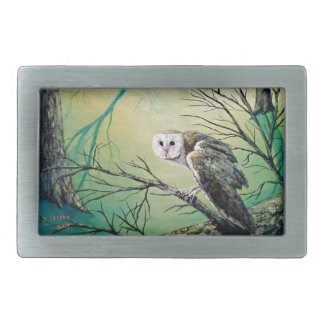 "Owl Products featuring ""Soren: Owl of Ga' Hoole"" Belt Buckle"