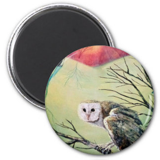 "Owl Products featuring ""Soren: Owl of Ga' Hoole"" Magnet"