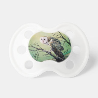 """Owl Products featuring """"Soren: Owl of Ga' Hoole"""" Pacifiers"""
