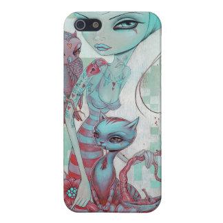 Owl & Pussycat iPhone case iPhone 5/5S Cases