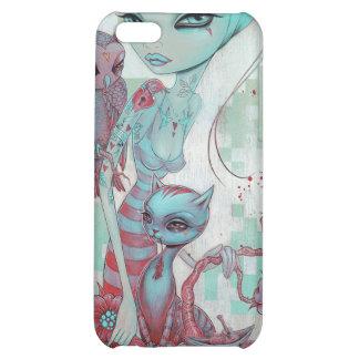 Owl & Pussycat iPhone case iPhone 5C Covers
