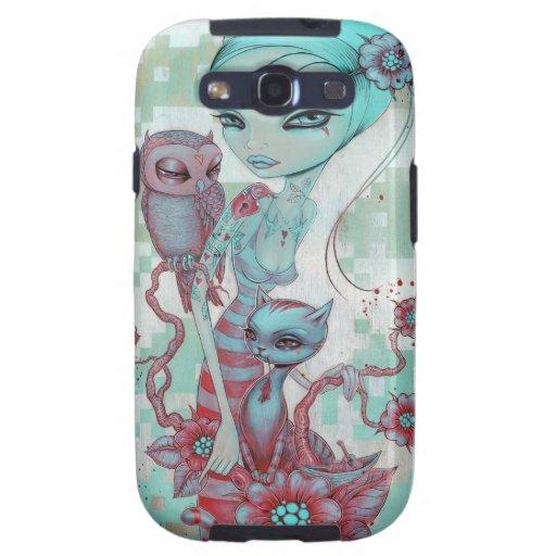 Owl&Pussycat Samsung Galaxy Case Galaxy S3 Case