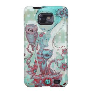 Owl&Pussycat Samsung Galaxy Case Galaxy SII Cases