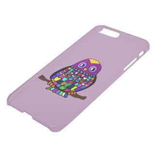 Owl Rainbow iPhone 7 Plus Case