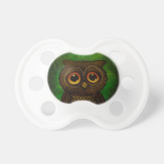 Owl sad eyes dummy