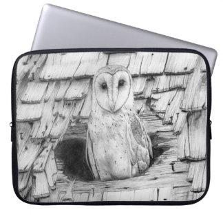 Owl Sleeve Laptop Sleeves