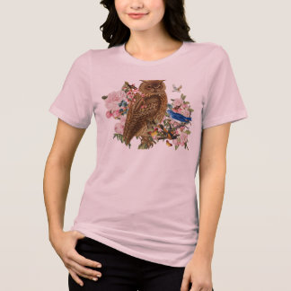 Owl Spirit Animal T-Shirt
