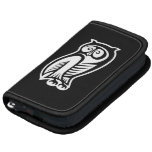 Owl Symbol White Planners