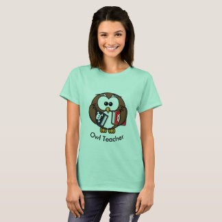 Owl Teacher T-Shirt