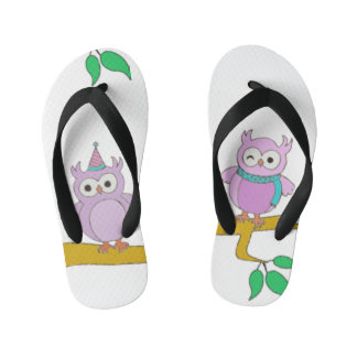 Owl Thongs