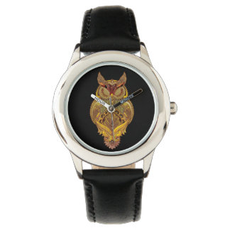 Owl Time Watch