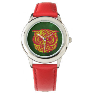 owl time watches