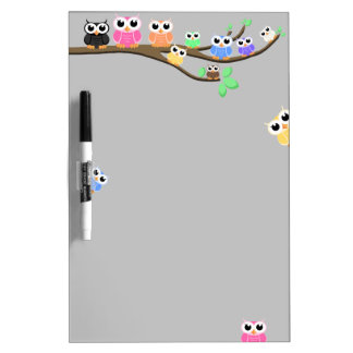 """OWL Together Now"" Dry Erase Board"