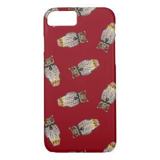 Owl Toss Case