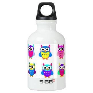 Owl Traveller Bottle (0.3L), White SIGG Traveller 0.3L Water Bottle