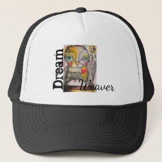 Owl Trucker Hat by Michelle Sylvia