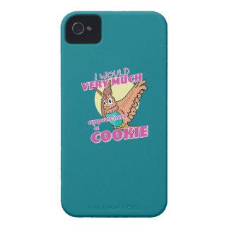 Owl Unicorn I Would Very Much Appreciate a Cookie iPhone 4 Case-Mate Case