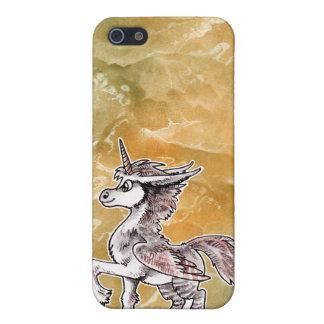 Owl Unicorn iPhone 5/5S Case