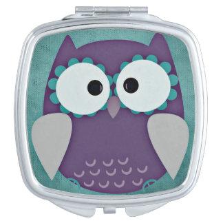 Owl Vanity Mirrors