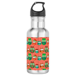 Owl Water Bottle
