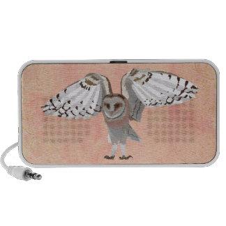 OWL WINGS Doodle Speaker