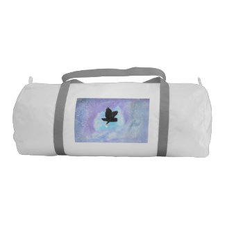 Owl With Mail Duffle Bag