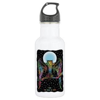 Owl You Need 532 Ml Water Bottle