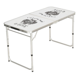 Owl you Need Beer Pong Table
