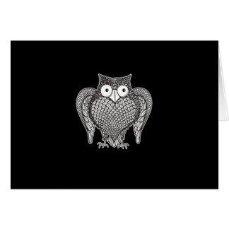 Owl you Need Card