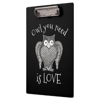 Owl you Need Clipboard