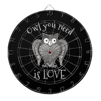 Owl you Need Dartboard