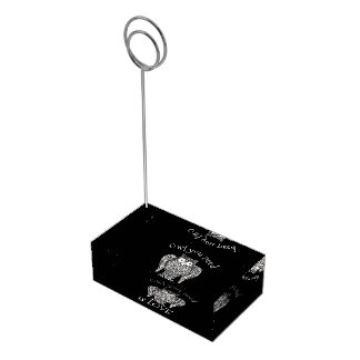 Owl you Need Table Number Holder
